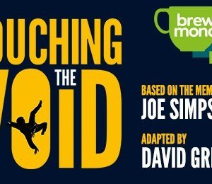 Making Blue Monday Brew Monday! - a discussion on Mental wellbeing in aid of Samaritans with Touching The Void at Duke of York's