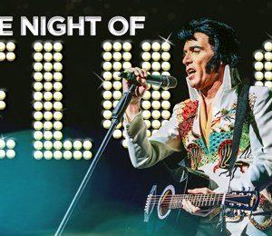 One Night of Elvis: Lee 'Memphis' King at Grand Opera House York