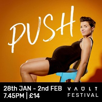 Push Tickets Vault Festival
