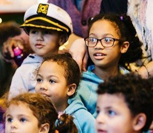 Polka Theatre Presents: A Treasure Chest of Stories Workshop for 3 to 4 years at Studio at New Wimbledon Theatre