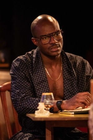 Stanton Plummer-Cambridge as Greg in COMING CLEAN. Credit Ali Wright.