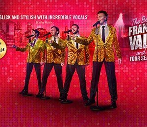The Best Of Frankie Valli & The Four Seasons at Leas Cliff Hall