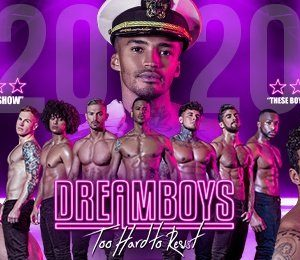 The Dreamboys at Liverpool Empire