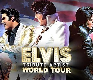The Elvis Tribute Artist World Tour at Aylesbury Waterside Theatre