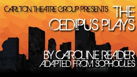 The Oedipus Plays at Studio at New Wimbledon Theatre