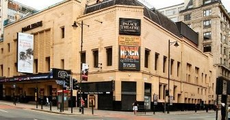 Palace Theatre Manchester