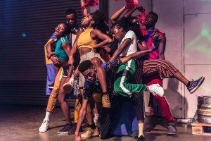RUN IT BACK-Talawa Theatre Company-Cast from the 2019 production-Image by Sanaa Abstrakt.