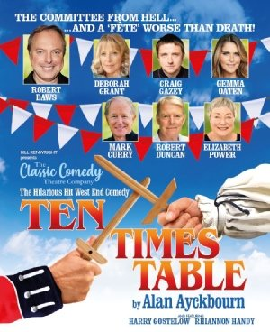 Ten Times Table