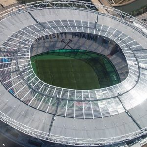20 Minute Football Stadium Helicopter Tour for One