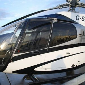 30 Minute Helicopter Ride Over London for Two