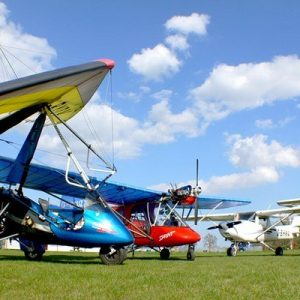 60 Minute Microlight Flight For One