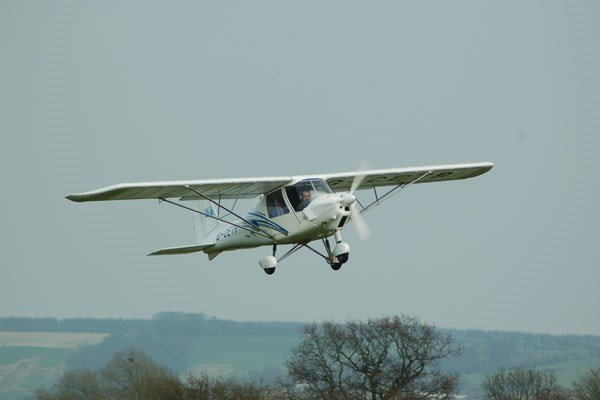 60 Minute Microlight Flight in Wiltshire
