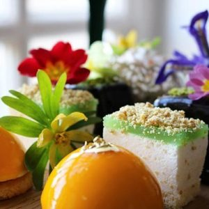 Afternoon Tea with Garden Entry for Two at The Salutation