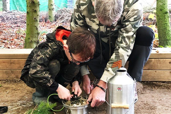 An Activity Experience for Two at Yorkshire Activity Centre