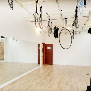 AntiGravity Yoga for Two at London Dance Academy