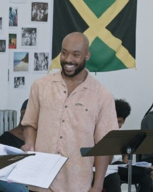 Arinze Kene will star in Get Up Stand Up The Bob Marley Story.