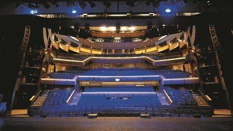 Backstage Tour (2nd May 2020) at Milton Keynes Theatre