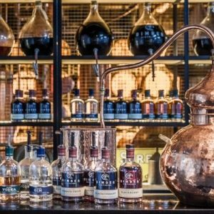Bimber Distillery Gin and Vodka Tour and Tasting for Two