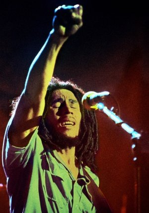 Bob Marley Credit Fifty-Six Hope Road Music Ltd. Adrian Boot.