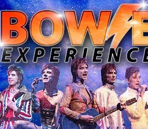 Bowie Experience at Princess Theatre Torquay