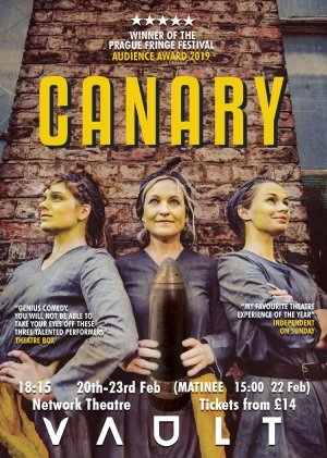 Canary by Fun in the Oven Theatre