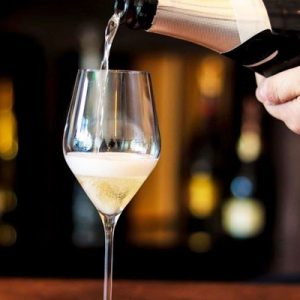 Champagne and Cremant Tasting for Two at Champagne Route in London