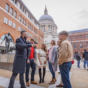 Drink London Walking Pub Tour For Two