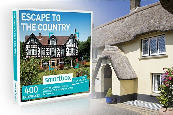 Escape to the Country - Smartbox by Buyagift