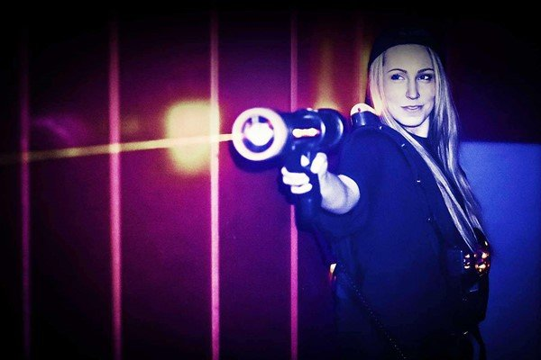 Family Entry for Two Adults and Two Children to Laser Quest Leeds