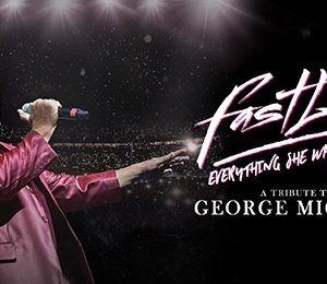 Fastlove - A Tribute to George Michael at The Alexandra Theatre, Birmingham