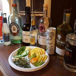 Gin Tasting Experience for Two at Northern Wine School