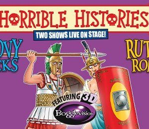Horrible Histories - Groovy Greeks at Richmond Theatre