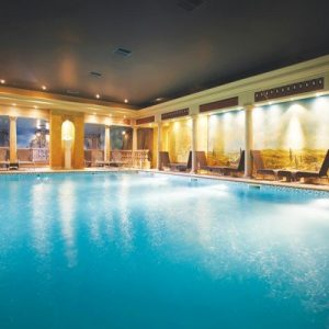Indulgent Spa Break in a Luxury Room for Two at Rowhill Grange