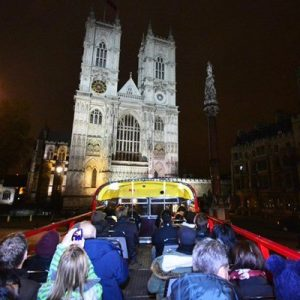 Jack the Ripper, Haunted London and Sherlock Holmes Coach Tour for Two