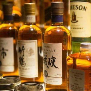 Japanese Whiskey Tasting for Two at Kouzu Restaurant