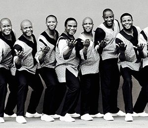 Ladysmith Black Mambazo at New Theatre Oxford