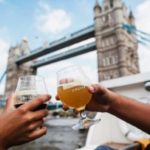 London Beer Tasting Cruise for Two