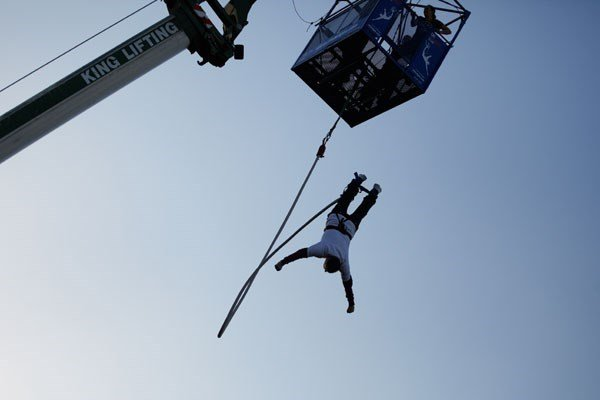 London Bungee Jump for Two