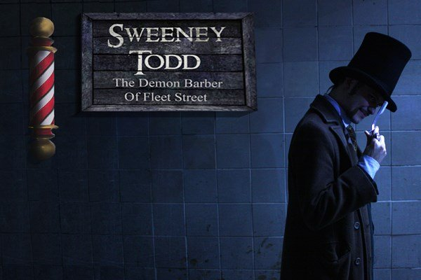London Sweeney Todd Tour for Two