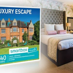 Luxury Escape - Smartbox by Buyagift