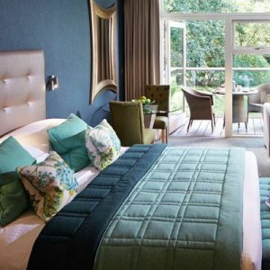 Luxury One Night Break with Champagne at Alexander House Hotel
