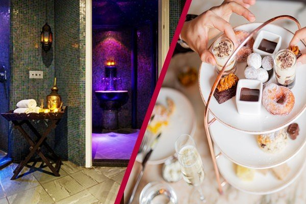 Luxury Spa Day with Treatment and Afternoon Tea at The May Fair Hotel, London