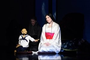 Madam Butterfly ENO - Coliseum - Credit Jane Hobson