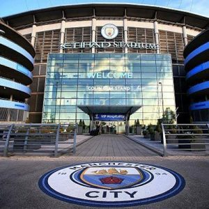 Manchester City Etihad Stadium Tour for One Adult