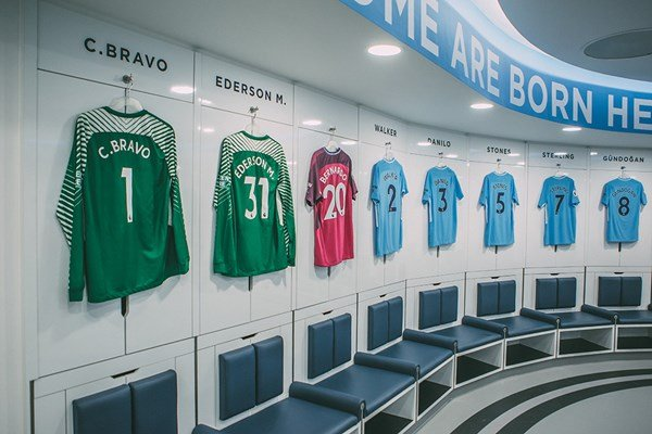 Manchester City Etihad Stadium Tour with Souvenir Photo for Two Adults - Special Offer