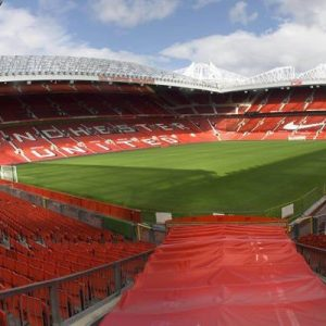 Manchester United Old Trafford Stadium Tour for Two Adults