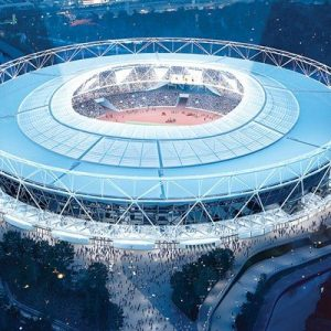 Match Day Tour of London Stadium for Two Adults