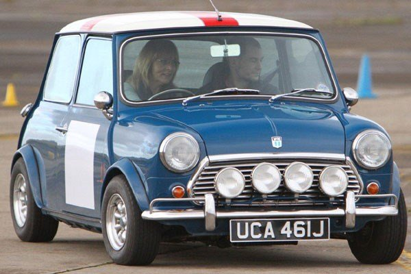 Mini Thrill Driving Experience 6 Laps in Oxfordshire