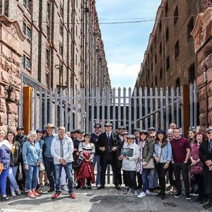 Official Peaky Blinders Bus Tour of Liverpool for Two