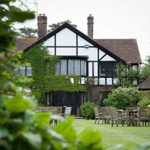 One Night Break at Cisswood House Hotel
